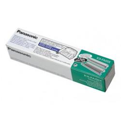 Panasonic - KX-FA55X Cinta de fax 280páginas Negro 2pieza(s) suministro para fax