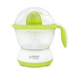 ID Italian - IDECUBREAK01 prensa de cítricos eléctricos Verde, Transparente, Blanco 25 W