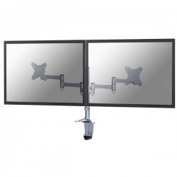 """Newstar - FPMA-D1330DSILVER 27"""" Plata soporte de mesa para pantalla plana"""