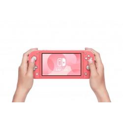 """Nintendo - Switch Lite videoconsola portátil Coral 14 cm (5.5"""") Pantalla táctil 32 GB Wifi"""