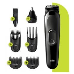 Braun - All-in-one MGK3220 depiladora para la barba Negro