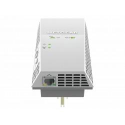Netgear - EX6420 Repetidor de red 10,100,1000 Mbit/s Blanco