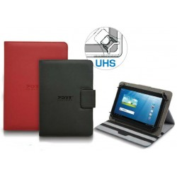"Port Designs - 201335 10.1"" Libro Negro funda para tablet"