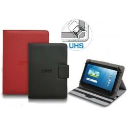 """Port Designs - 201335 funda para tablet 25,6 cm (10.1"""") Libro Negro"""