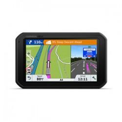 "Garmin - dezlCam 785 LMT-D navegador 17,6 cm (6.95"") Pantalla táctil TFT Fijo Negro 437 g"