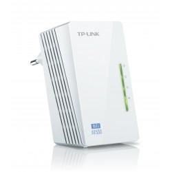 TP-LINK - TL-WPA4220 adaptador de red powerline 500 Mbit/s Ethernet Wifi Blanco 1 pieza(s)