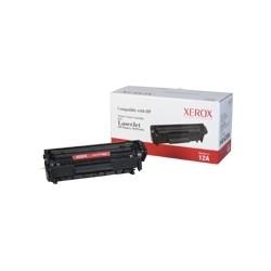 Xerox - Cartucho de tóner negro. Equivalente a HP Q2612A. Compatible con HP LaserJet 1010/1012/1015/1018, 1020/1022