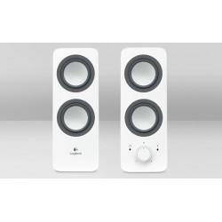 Logitech - Z200 Stereo portable speaker 10W Blanco