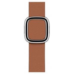 Apple - MWRC2ZM/A accesorio de smartwatch Grupo de rock Marrón Cuero