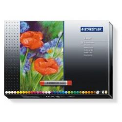 Staedtler - 2420 Pastel al óleo Multicolor 36 pieza(s)