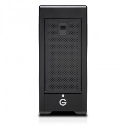 G-Technology - G-SPEED Shuttle XL unidad de disco multiple 80 TB Escritorio Negro