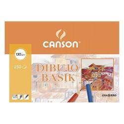 Canson - Dibujo Basik Arte de papel 250 hojas - C200402766