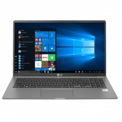 "LG - Gram 15Z90N-VAP72B Portátil Plata 39,6 cm (15.6"") 1920 x 1080 Pixeles Intel® Core™ i7 de 10ma Generación 16 GB DDR4-SDRAM 2"