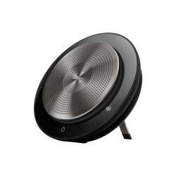 Jabra - Speak 750 MS Teams altavoz Universal Negro, Plata USB/Bluetooth