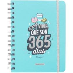 Mr. Wonderful - WOA10368ES agenda 160 páginas Multicolor