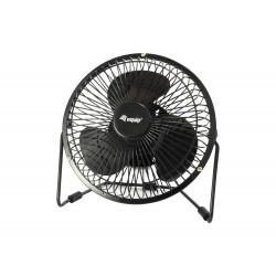 Equip - 245420 ventilador Negro