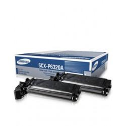 Samsung - SCX-P6320A 16000páginas Negro tóner y cartucho láser