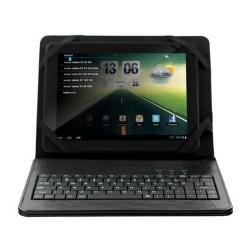 "Woxter - TB26-096 8"" Folio Negro funda para tablet"