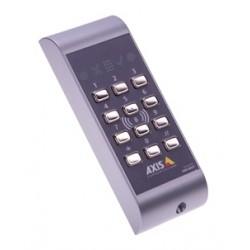 Axis - A4011-E Lector básico de control de acceso Negro, Gris