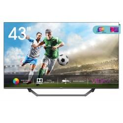 "Hisense - A7500F 43A7500F Televisor 109,2 cm (43"") 4K Ultra HD Smart TV Wifi Negro"