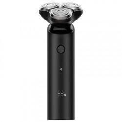 Xiaomi - MI ELECTRIC SHAVER S500 BLACK . maquinilla de afeitar para hombres Negro