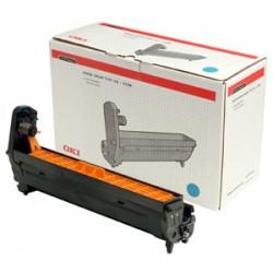 OKI - 42126607 17000páginas Cian tambor de impresora