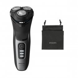 Philips - 3000 series Afeitadora eléctrica en seco o húmedo, Series 3000 S3231/52