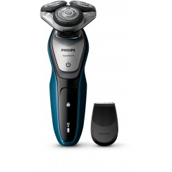 Philips - AquaTouch Afeitadora eléctrica en seco y húmedo