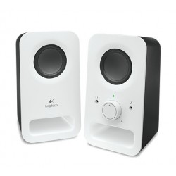 Logitech - Z150 Stereo portable speaker 3W Blanco