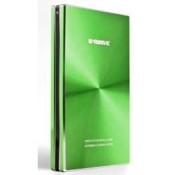 "B-Move - BM-HDB04T 2.5"" Aluminio, Verde recinto de almacenaje"