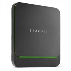 Seagate - BarraCuda Fast 500 GB Negro