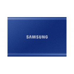Samsung - Portable SSD T7 1000 GB Azul
