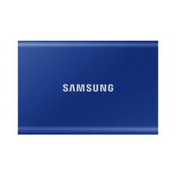 Samsung - Portable SSD T7 500 GB Azul