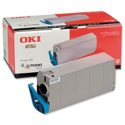 OKI - 41963008 Tóner de láser 10000páginas Negro tóner y cartucho láser