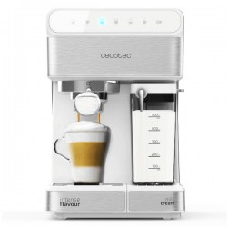 Cecotec - Power Instant-ccino 20 Touch Cafetera combinada 1,4 L Semi-automática