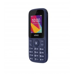 """Wiko - F100 4,57 cm (1.8"""") 71 g Azul Teléfono básico"""