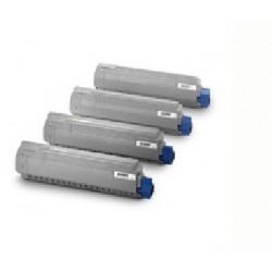 OKI - Toner cartridge f/ C3520MFP & C3530MFP Original Amarillo
