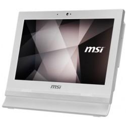 """MSI - Pro 16T 7M-020XEU 39,6 cm (15.6"""") 1366 x 768 Pixeles Pantalla táctil Intel® Celeron® 4 GB DDR4-SDRAM 500 GB Unidad de disc"""