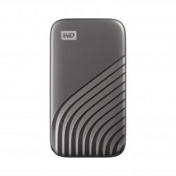 SanDisk - My Passport SSD 500GB Space Gray