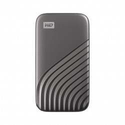 SanDisk - My Passport SSD 1TB Space Gray