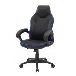 Mars Gaming - MGCX ONE Silla para videojuegos universal Asiento acolchado Negro, Azul