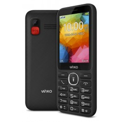 "Wiko - F200 5,84 cm (2.3"") 96 g Negro Característica del teléfono"