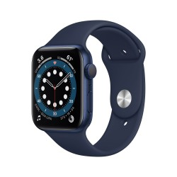 Apple - Watch Series 6 OLED 40 mm Azul GPS (satélite)