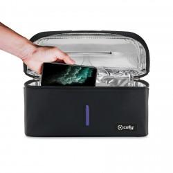 Celly - STERILIZERBAG esterilizador ultravioleta Negro UV-C