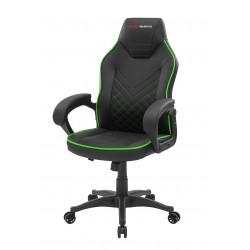 Mars Gaming - MGCX ONE Silla para videojuegos universal Asiento acolchado Negro, Verde