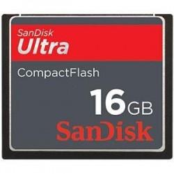 Sandisk - Ultra CF 16GB 50MB/s 16GB CompactFlash memoria flash