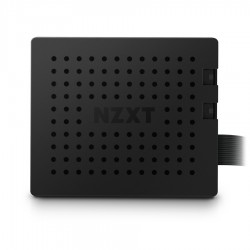 NZXT - AC-2RGBC-B1 controlador de velocidad de ventilador 5 canales Negro