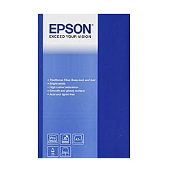 Epson - Photo Paper Glossy - 10x15cm - 50 sheets Brillo papel fotográfico