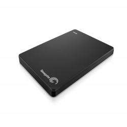 Seagate - Backup Plus Slim Portable 2TB 3.0 (3.1 Gen 1) 2000GB Negro