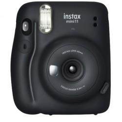 Fujifilm - Instax Mini 11 62 x 46 mm Carbón vegetal, Gris